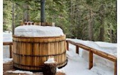 Tiroler hottub